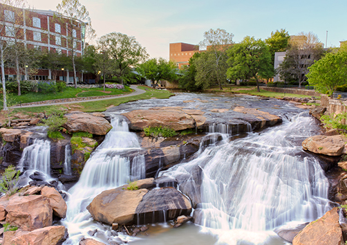 Furnished apartments in Greenville, SC