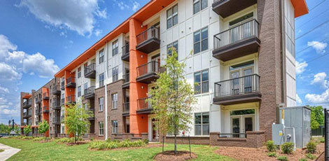 Canalside Apartments