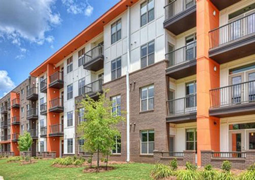 The Canalside Apartments