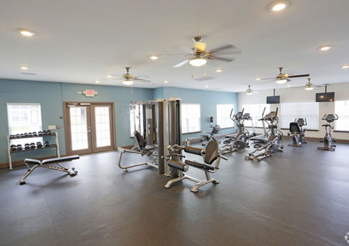 Waterford Terrace Fitness Center