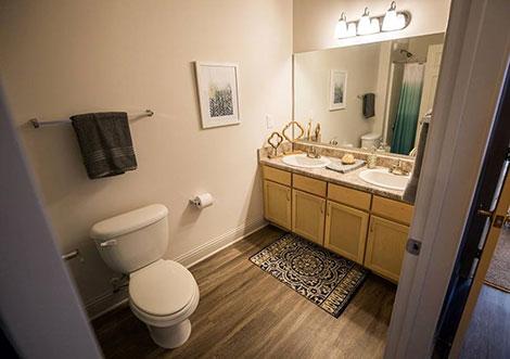 Waterford Terrace - Bathroom