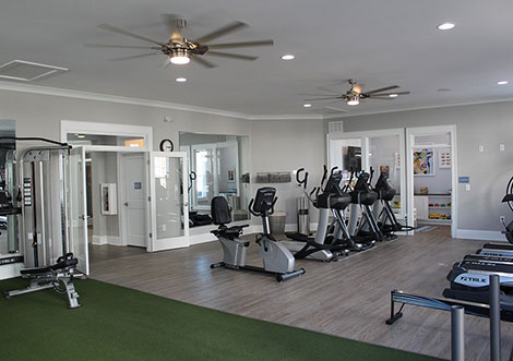 The Retreat - Gym