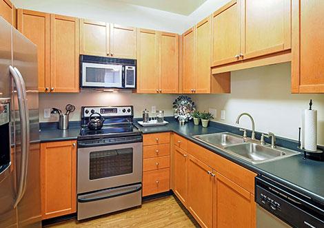 Apartments at Blakeney - Kitchen
