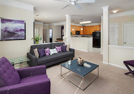 Abberly Village - Living Space