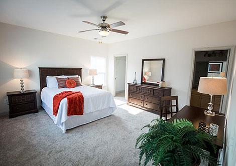 Waterford Terrace - Bedroom