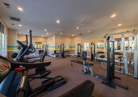 Gateway at Rock Hill - Gym