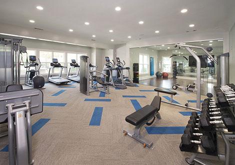 Legacy at Ballantyne - Gym
