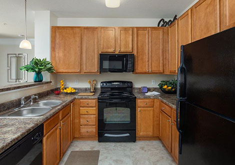 Abberly Village - Kitchen