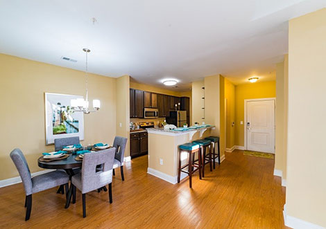 Gateway at Rock Hill - Living Space