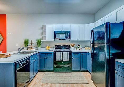 4830 Westcott - Kitchen