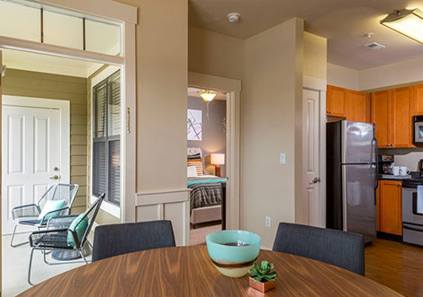 Apartments at Blakeney - Living Space