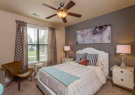Apartments at Blakeney - Bedroom