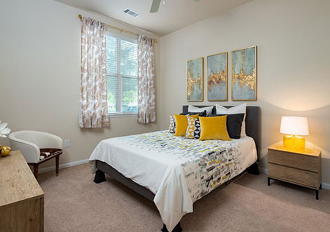 Abberly at West Ashley - Bedroom