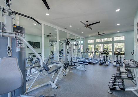 Ingleside Plantation - Gym
