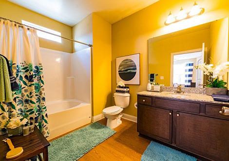 Gateway at Rock Hill - Bathroom
