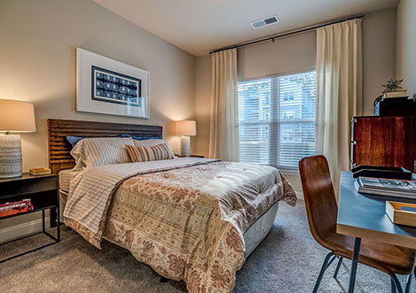 4830 Westcott - Bedroom