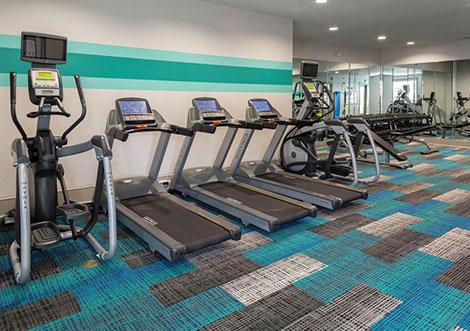 Apartments at Blakeney - Gym