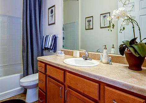The Grandview at Lake Murray - Bathroom