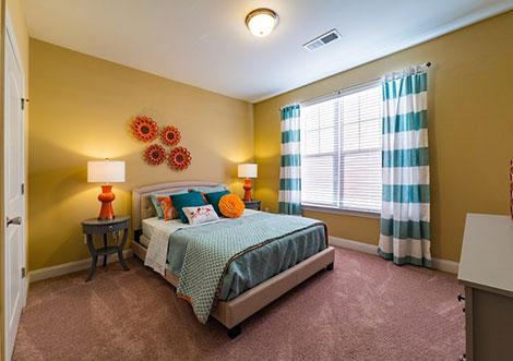 Gateway at Rock Hill - Bedroom