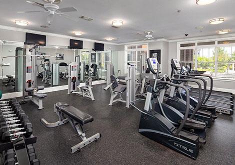 Abberly Village - Gym