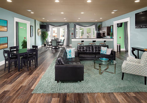 Abberly at West Ashley - Living Space