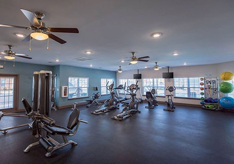 Waterford Terrace - Gym